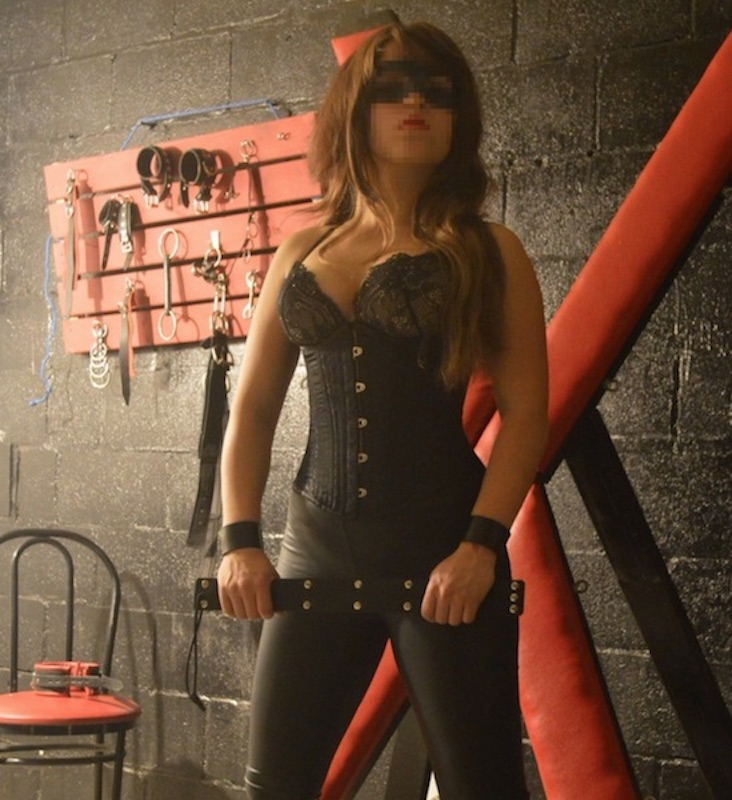 Mistress Luxy - Toronto's Top Domina